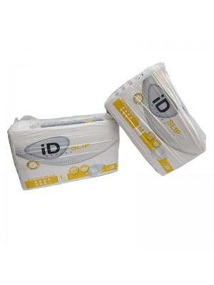 iD Slip Scutece adulti pentru incontinenta M extra plus, 80 - 125 cm (28 buc)