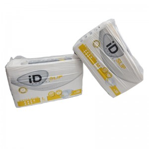 iD Slip Scutece adulti pentru incontinenta L  extra plus, 115 - 155 cm (28 buc)