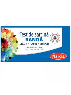 NARCIS Teste sarcina banda