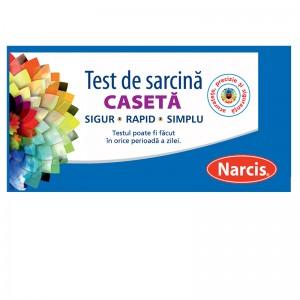 NARCIS Teste sarcina caseta