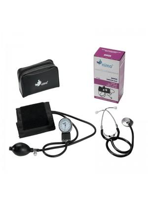 NIMO  Tensiometru aneroid cu stetoscop