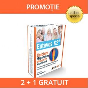 PROMOTIE EUTAVOS K2 - 2+1 GRATUIT