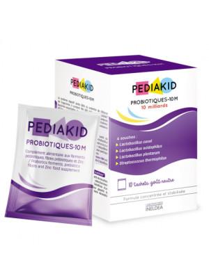 PEDIAKID PROBIOTICE (PROBIOTIQUES) - 10 pliculete