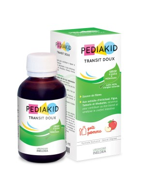 PEDIAKID TRANZIT USOR (TRANZIT DOUX) - sirop 125 ml