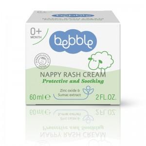 BEBBLE Crema pentru fundulet rosu - 60 ml