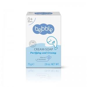 BEBBLE Sapun crema - 75 g