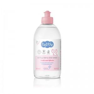 BEBBLE Detergent pentru biberoane, jucarii si vase - 500 ml