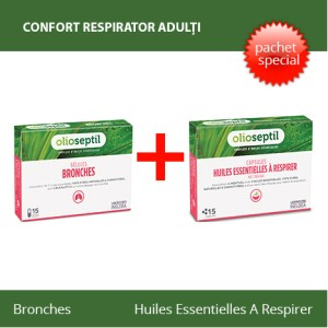 Pachet Confort Respirator Adulti