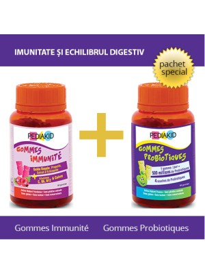 Kit Imunitate si echilibru digestiv