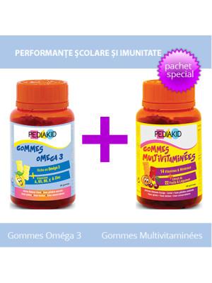 Pachet Performante Scolare si Imunitate