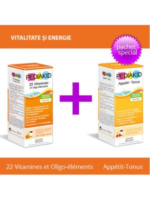 Pachet Vitalitate si Energie