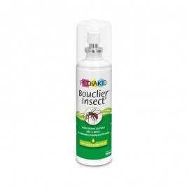 PEDIAKID SPRAY IMPOTRIVA TANTARILOR SI CAPUSELOR (BOUCLIER INSECT) - 100 ml