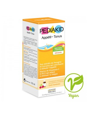PEDIAKID APPETIT-TONUS (Pofta de mancare) - sirop 125 ml