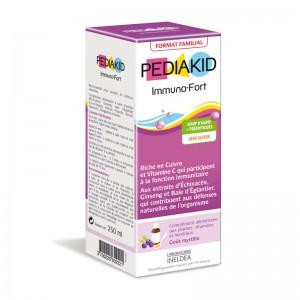 PEDIAKID Sirop pentru imunitate la copii (IMMUNO FORT) - 250 ml