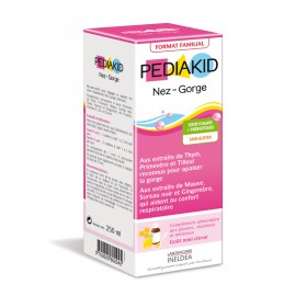 PEDIAKID Nas si Gat (NEZ-GORGE) - sirop 250 ml