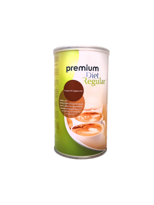 Shake Premium Diet Regular,CLEVER&DYNAMIC, Capucino,465g